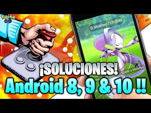 SOLUCION Joystick INSTALACION ¡ MEJOR FAKE GPS Pokemon GO ! TODOS LOS FALLOS De Android 8, 9 Y 10