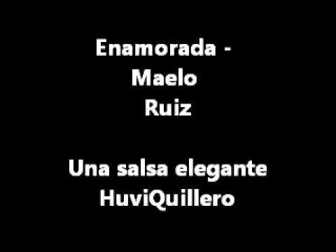 Enamorada - Maelo Ruiz