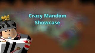 Project Jojo - Crazy Mandom Showcase