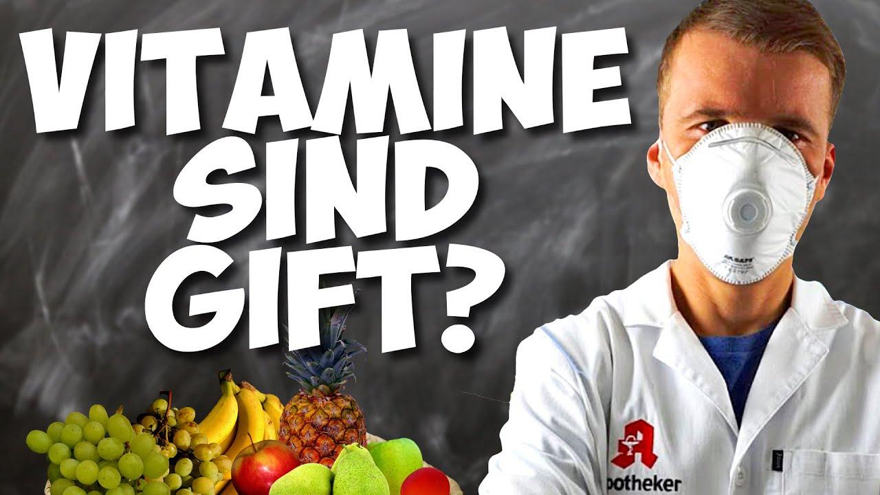 Vitamine sind Gift ... für die Pharmaindustrie!