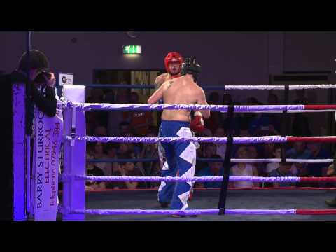WILDCARD PRODUCTIONS Ltd.  Graham Campbell Vs Kyle McDowell