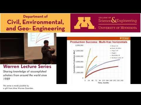 Warren Lecture Series, Jan 27, 2017, Jon Olson, University of Texas at Austin