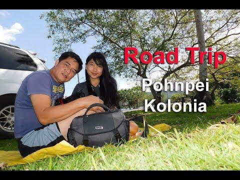 Road Trip Pohnpei Kolonia.