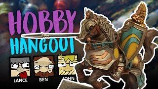 Hobby Hangout Livestream [Catch Up Now!]