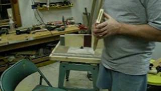 Tenon Jig For Router Table
