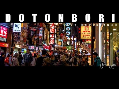 Dotonbori ( Osaka ) [ Live Trip Voyages #31] / Feiyu Tech G4GS