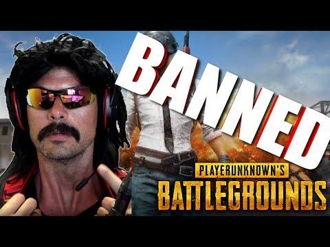 Doc got Banned on PUBG [FULL GAME]