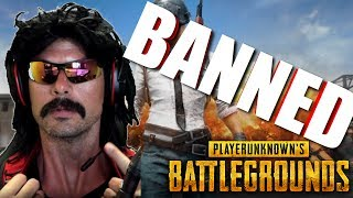 Doc got Banned on PUBG [FULL GAME]