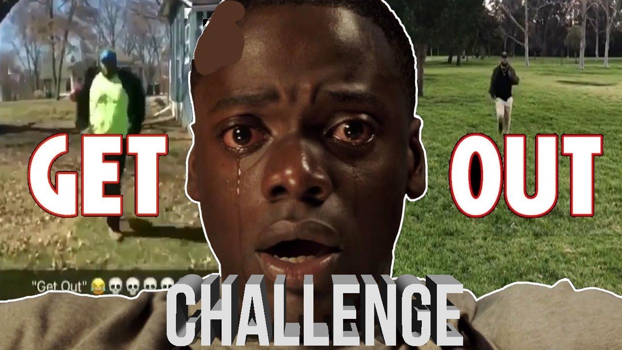 Get Out Challenge Compilation Getoutchallenge Running Compilation