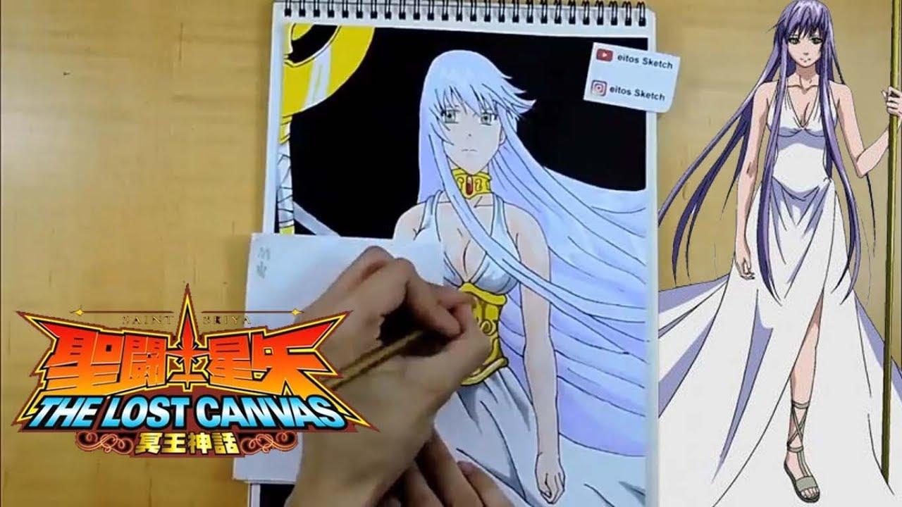 Athena | Saint Seiya LOST CANVAS