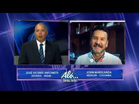 Es inminente la intervención militar de EEUU en Vzla. John Marulanda - Aló BN - EVTV 04/11/19 S2