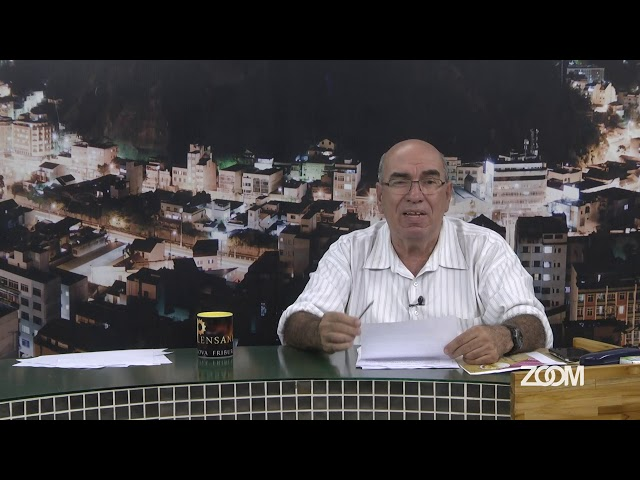 08-11-2019 - PENSANDO NOVA FRIBURGO - Gabriel Mafort