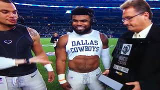 Ezekiel Elliott suspension reinstated after court ruling - What happens next in the Ezekiel Elliott