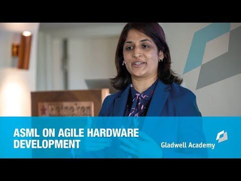Tanya Kudchadker, ASML on Agile transformation in Hardware  | Agile for Hardware 2019, Amsterdam