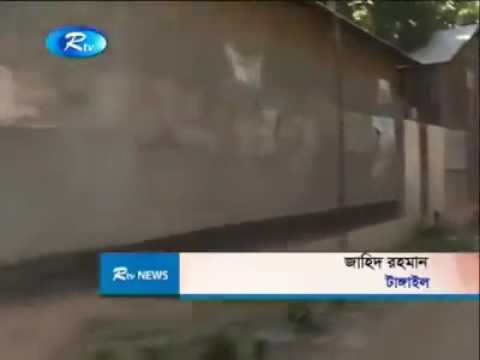 balla tangail (টাংগাইল)ঐতিহ্যবাহি বল্লা তাঁত শিল্প নিয়ে RTV