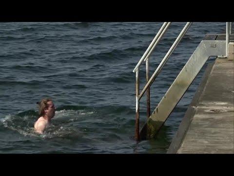 Sommaren på besök i delar av Sverige - Nyheterna (TV4)