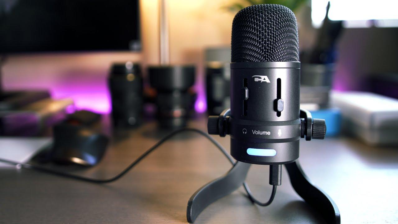 best usb condenser microphone under 100 youtube. Black Bedroom Furniture Sets. Home Design Ideas