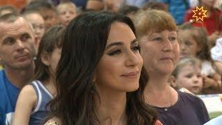 В Чебоксарах побывала заслуженная артистка России, известная певица Зара.