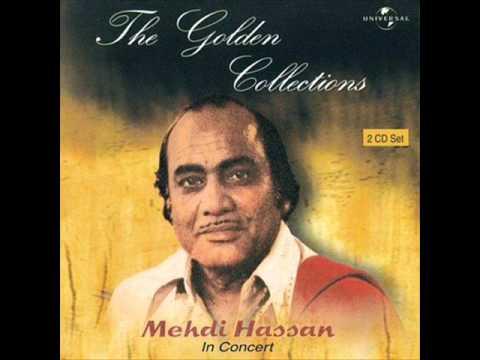 Mehdi Hassan Live......Beqarari Si Beqarari (rare)