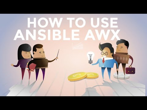 Overview to Ansible AWX features (inventory, playbooks