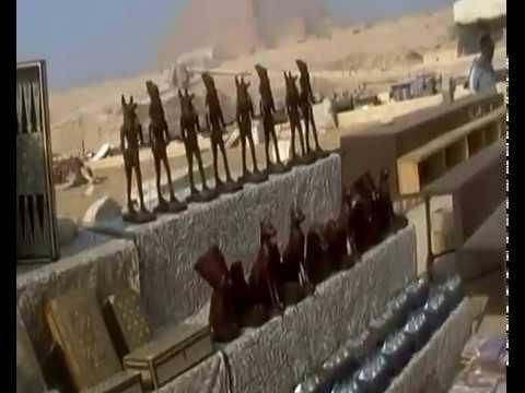 Египет - Пирамиды и Сфинкс