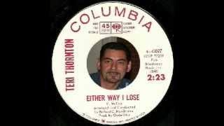 Teri Thornton - Either Way I lose - Columbia 43027