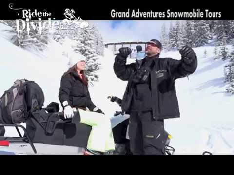 Grand Adventures Snowmobile Tours