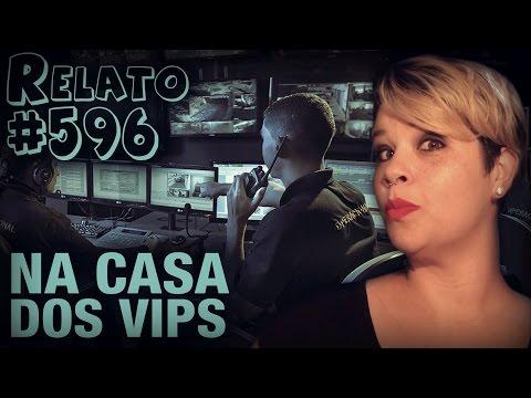 Na Casa dos VIPS (#596 - Histórias Assombradas!)