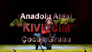 """Anadolu Ateşi """"Kıvılcım"""" Çocuk Grubu"""