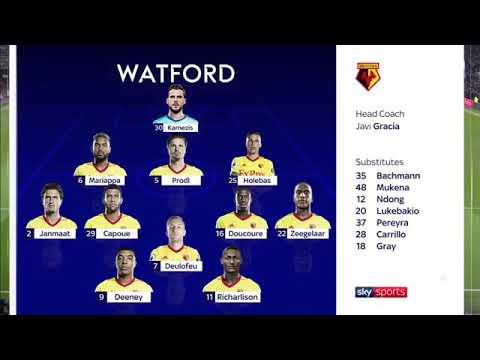 Watford Vs Chelsea (4-1) Premier League 2017-18 Highlights