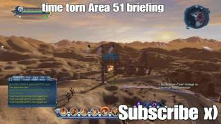 Dcuo Time Torn Area 51 Briefing How to get trooper back episode 28