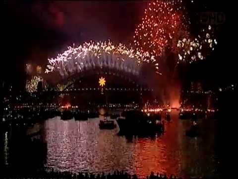 2009 Sydney Fireworks 1 of 2
