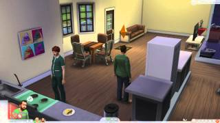 Sims 4 - An Idiot's Playthrough: A Maid (E22)