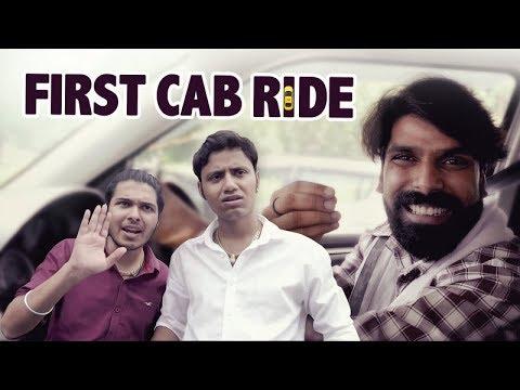 First Cab Ride| Mentales | Ola Uber Yatra I