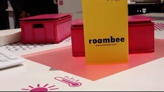 ROAMBEE – die intelligente Logistiklösung zur Transportüberwachung in Echtzeit.