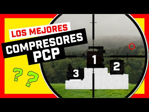 ✅ Compresores para PCP: ¿Chinos / 12v / 300 bar? -【MEJORES del 2021】