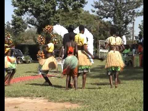 Leif and Susan Wedding in Tororo, Uganda part 2 of 4