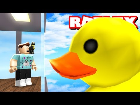 DENIS vs A DUCK ARMY! | Roblox Adventures