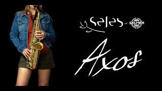 Seles Axos Alto Saxophone Demo