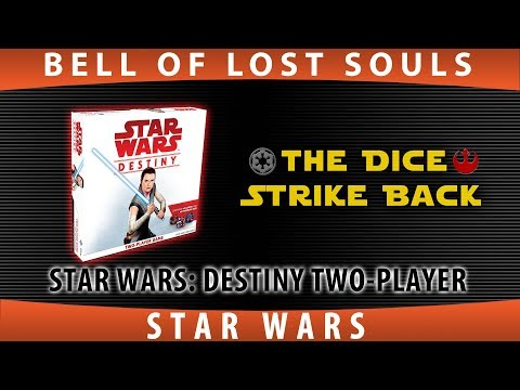 Star Wars: Destiny | The Dice Strike Back: Two Player Destiny