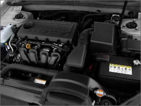 2009 Hyundai Sonata Worcester Ma Youtube