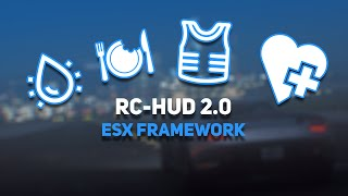 [RELEASE] | RC-Hud 2.0 |FiveM …
