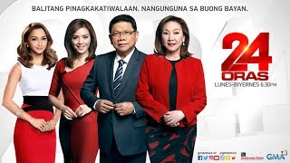 24 Oras Livestream (June 12, 2019) | Replay