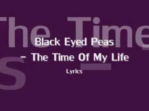 Black Eyed Peas The Time of My Life Lyrics + Ringtone Download.flv