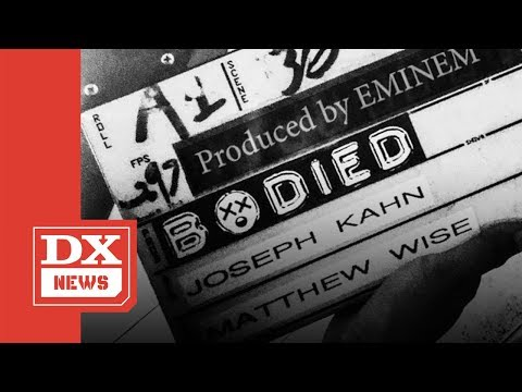 "Eminem's Battle Rap Film ""Bodied"" Acquired By YouTube"