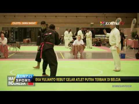 Eka Yulianto Rebut Gelar Atlet Putra Terbaik