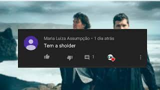 For king e country - shoulders tradução em português