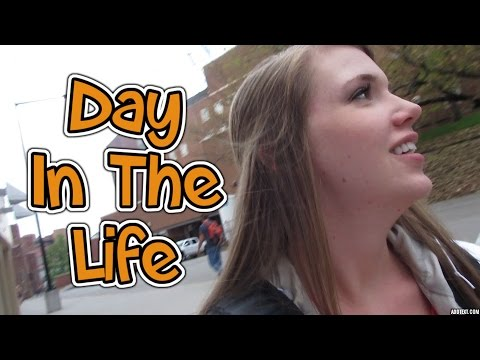 A DAY IN THE LIFE AT THE UNIVERSITY OF TENNESSEE