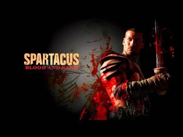 Spartacus Blood And Sand Soundtrack: 10/42 Cena Libera