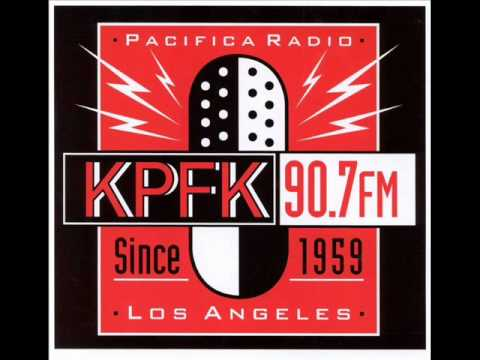 KPFK breaks the silence
